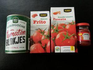 pastasaus 300x225 Snelle tomatensaus voor pasta