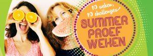 BGN Summer Proef Weken Cover FB 300x111 'Aan de Keukentafel': 10 Weken, 10 gezonde uitdagingen.