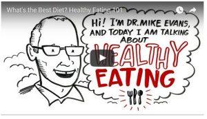 afvallen en gezond eten